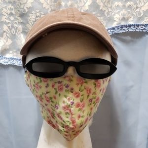 FACE MASKS: CUSTOM HANDCRAFTED COTTON BL. S/M/L